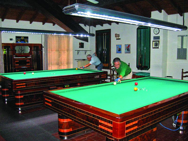 Sala Da Biliardo Pavia : Tennis club pavia